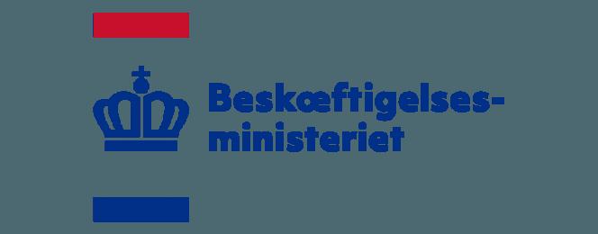 Pressemeddelelse - Beskæftigelsesministeriet - Logo