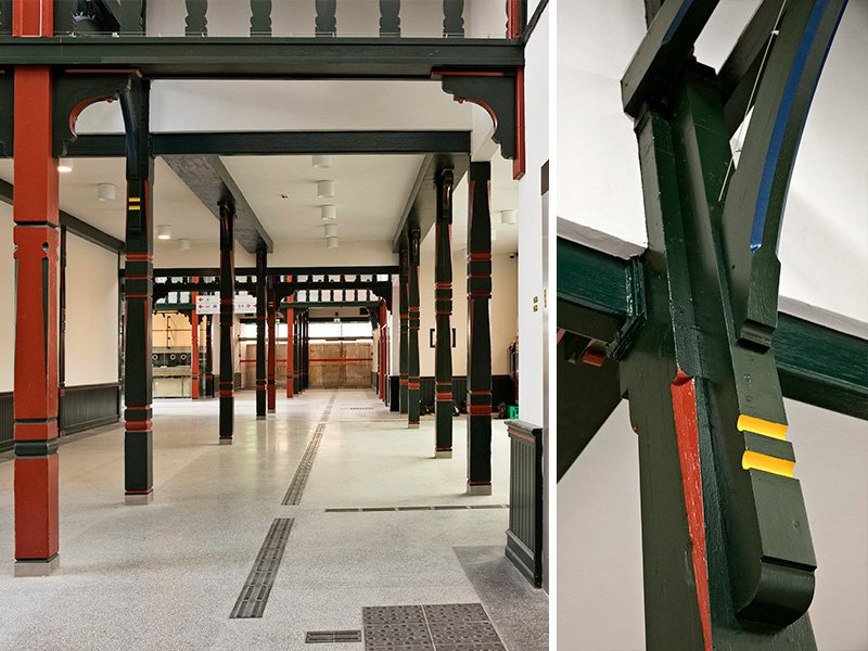 Pressemeddelelse - DSB - Østerport Station - genskabt og smukkere end nogensinde (2)