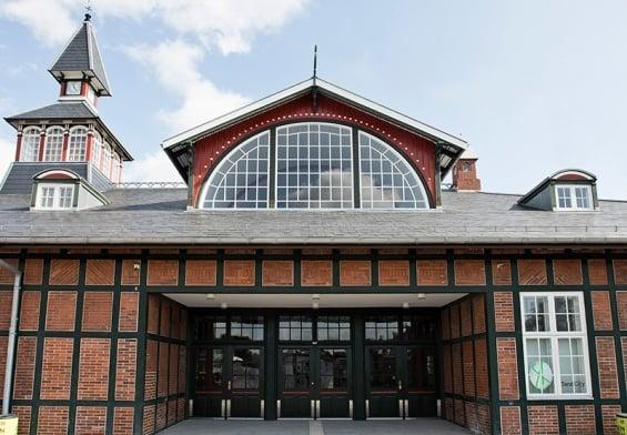 Pressemeddelelse DSB Oesterport Station genskabt og smukkere end nogensinde