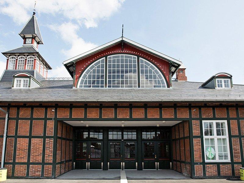 Pressemeddelelse - DSB - Østerport Station - genskabt og smukkere end nogensinde
