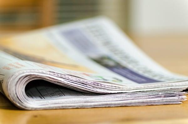Pressemeddelelse Udsendelse til aviser og nyhedsmedier e1573301139602