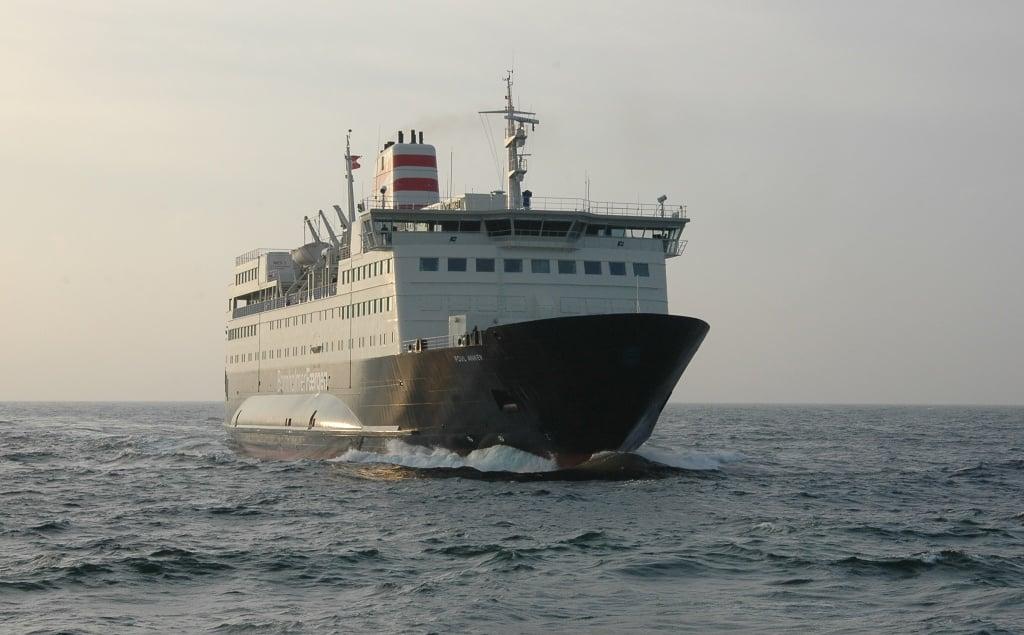 PRESSEMEDDELELSE: Povl Anker får plads i Ystad Havn