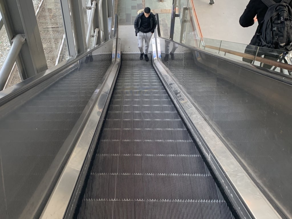 PRESSEMEDDELELSE: Arbejdstilsynet tjekker rulletrapper og elevatorer i hele landet