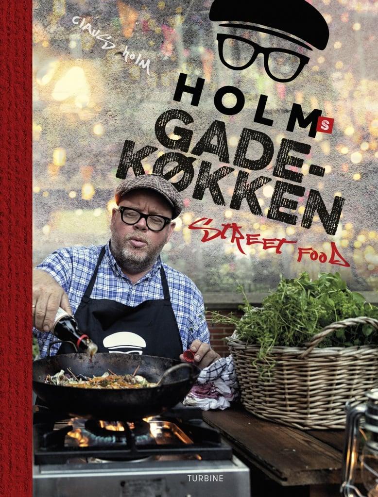 PRESSEMEDDELELSE: Claus Holm er klar med sit gadekøkken