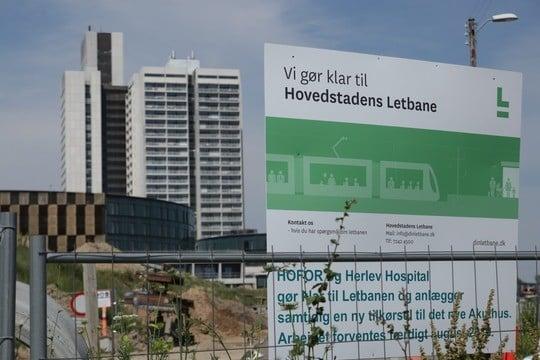 Pressemeddelelse - HOFOR - Letbane - Herlev
