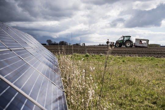 PRESSEMEDDELELSE: Ny solcellepark giver strøm til 4000 husstande