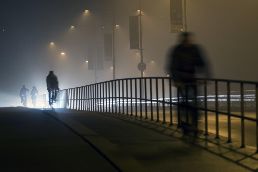 PRESSEMEDDELELSE: Vintertid – så mange bilister har problemer i mørket