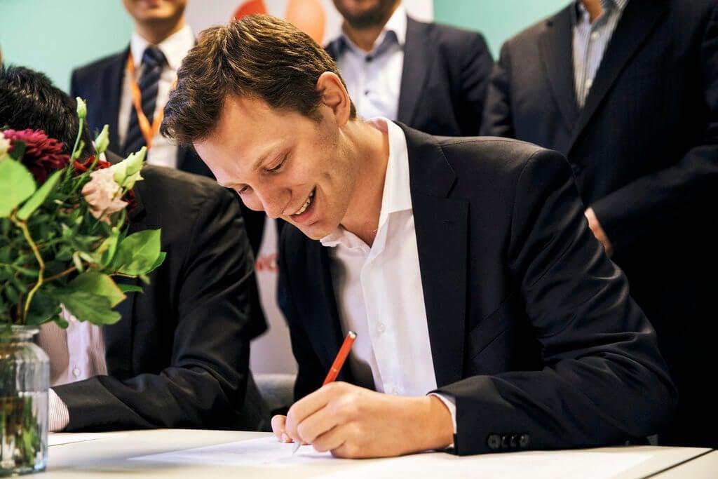 PRESSEMEDDELELSE: Dansk AI-iværksætter i partnerskab med Huawei –  accelererer kunstig intelligens i Europa