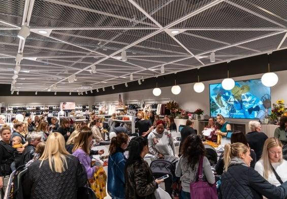 PRESSEMEDDELELSE: Lindex åbner webshop i Danmark