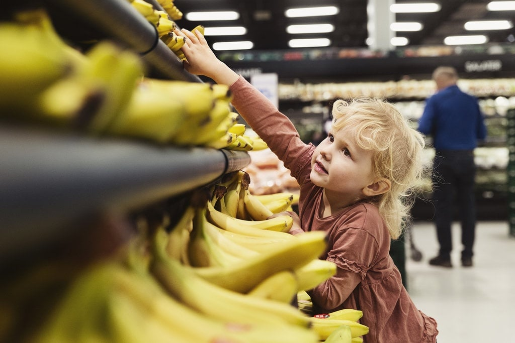PRESSEMEDDELELSE: Nu bliver alle bananer i føtex, Netto og Bilka økologiske