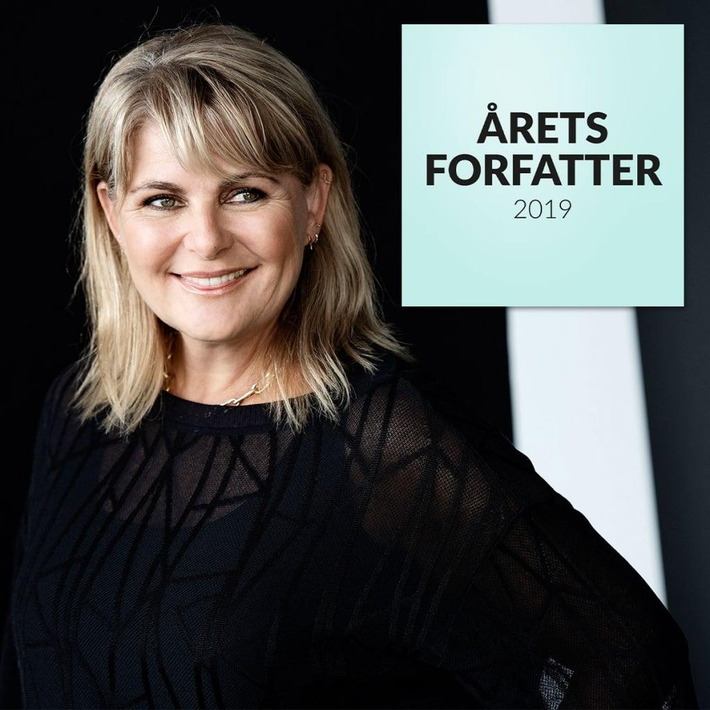 PRESSEMEDDELELSE: Sara Blædel er Årets Forfatter