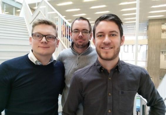 PRESSEMEDDELELSE: Vækstiværksættere fik hjælp fra EU til at se professionelle ud – nu erobrer Sensohive nye markeder