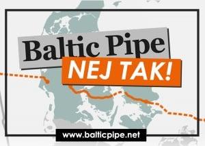 """PRESSEMEDDELELSE: Lokale og grønne organisationer i åbent brev – """"Baltic Pipe, nej tak!"""""""