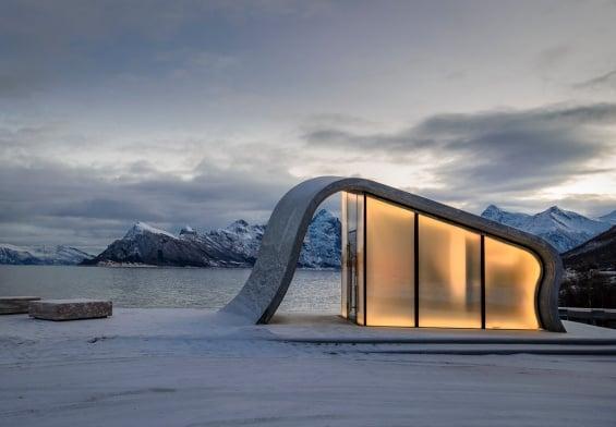 PRESSEMEDDELELSE: 10 toiletter i Norge som er en omvej værd