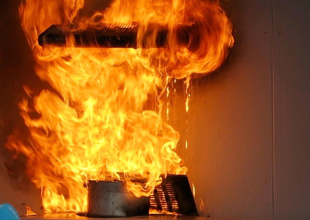 PRESSEMEDDELELSE: Flest decemberbrande sker i køkkenet