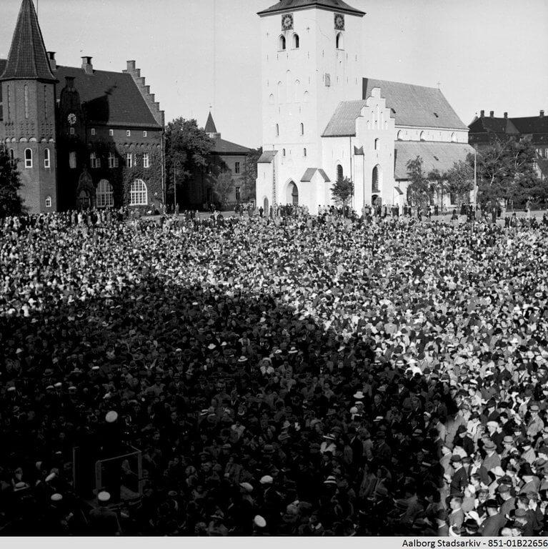 PRESSEMEDDELELSE: Frihedsfest 2020 bliver hele Nordjyllands fejring af friheden