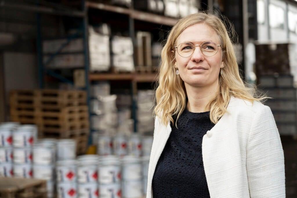 PRESSEMEDDELELSE: Generationsskifte – 35-årig humanist bliver direktør i teknisk specialistvirksomhed