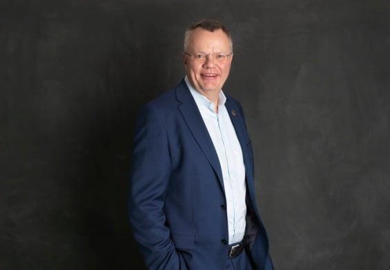 PRESSEMEDDELELSE: Jesper Lund bliver ny CEO for Lars Larsen Group