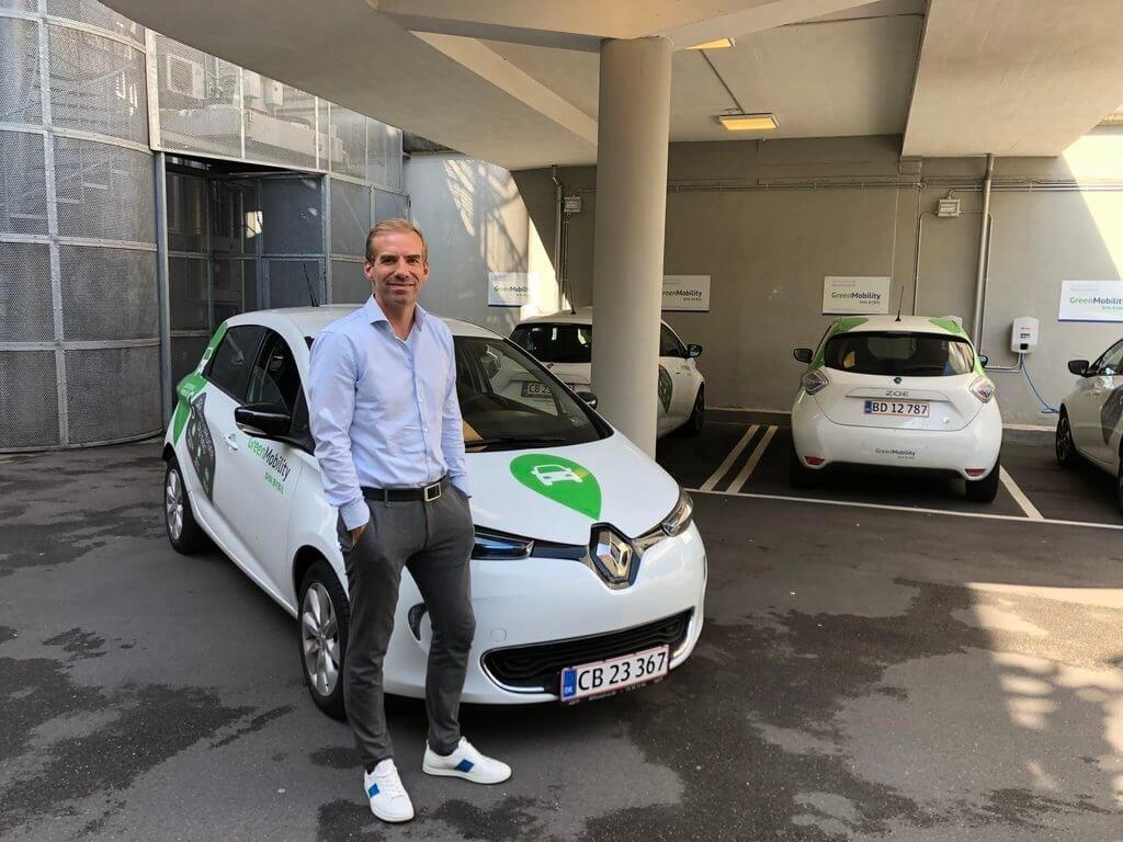 PRESSEMEDDELELSE: Organisationsændringer i GreenMobility for 2020