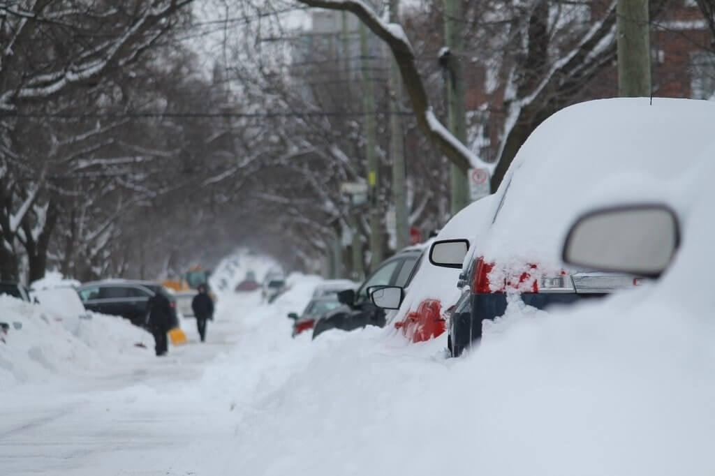 PRESSEMEDDELELSE: Sådan passer du på din bil over vinteren