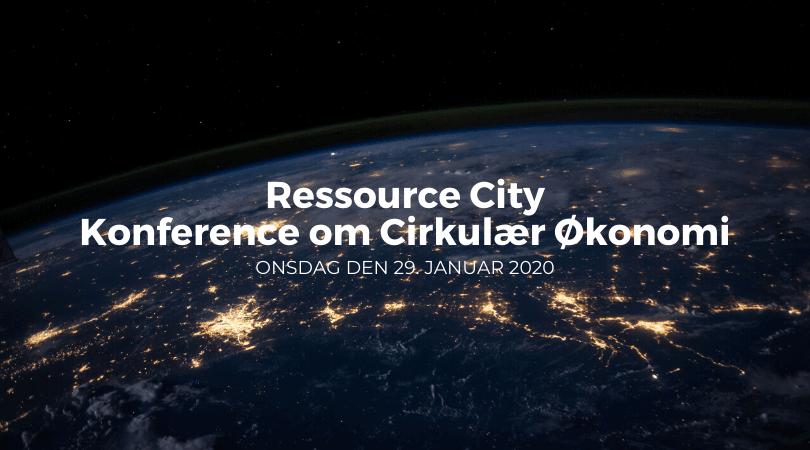 PRESSEMEDDELESE: Cirkulær økonomi i rummet – hør Andreas Mogensen i Ressource City