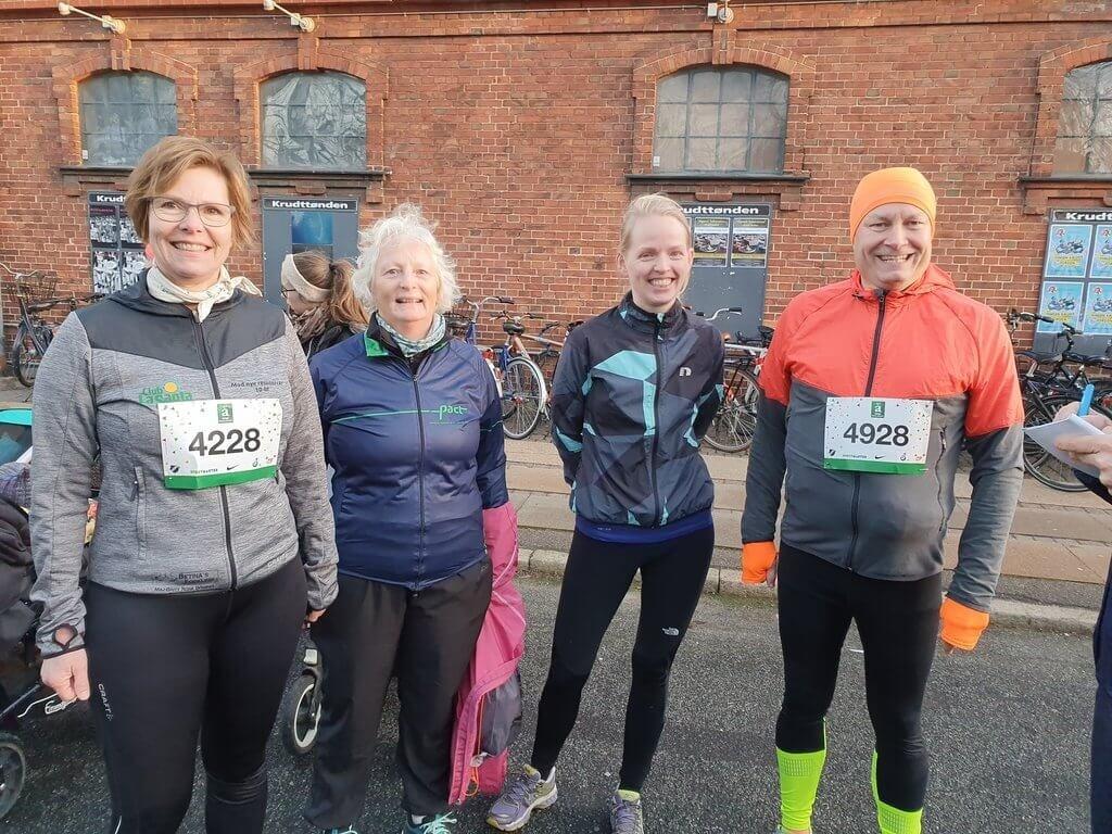 PRESSEMEDDELELSE: 7000 afsluttede året i løbeskoene på Østerbro