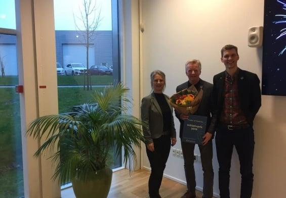 PRESSEMEDDELELSE: Aalborg Forsyning modtager fornem pris