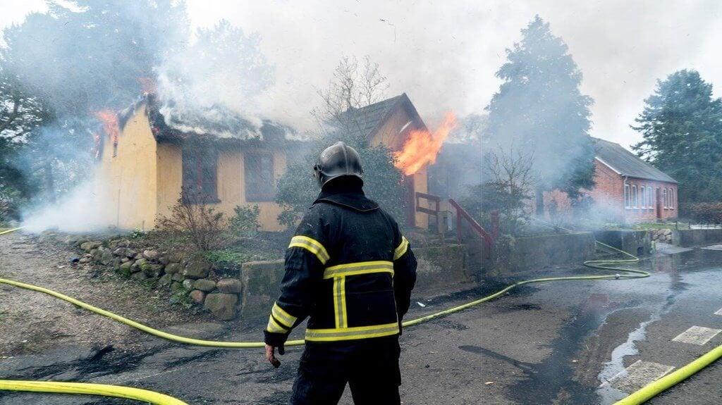 PRESSEMEDDELELSE: Her er de største fejl du kan begå med brandalarmer
