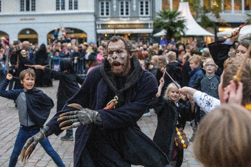 PRESSEMEDDELELSE: Rekordstor interesse for Magiske Dage