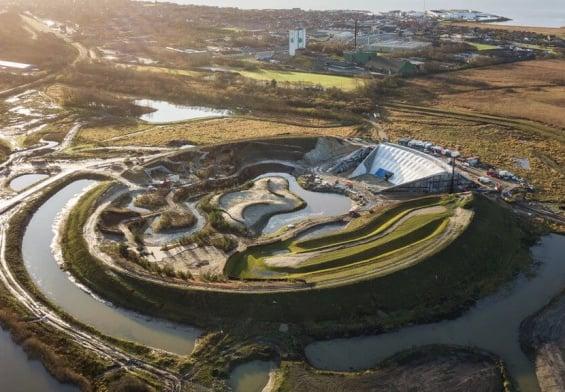 PRESSEMEDDELELSE: Vestjysk oplevelsesarena – Naturkraft er nu fuldt finansieret