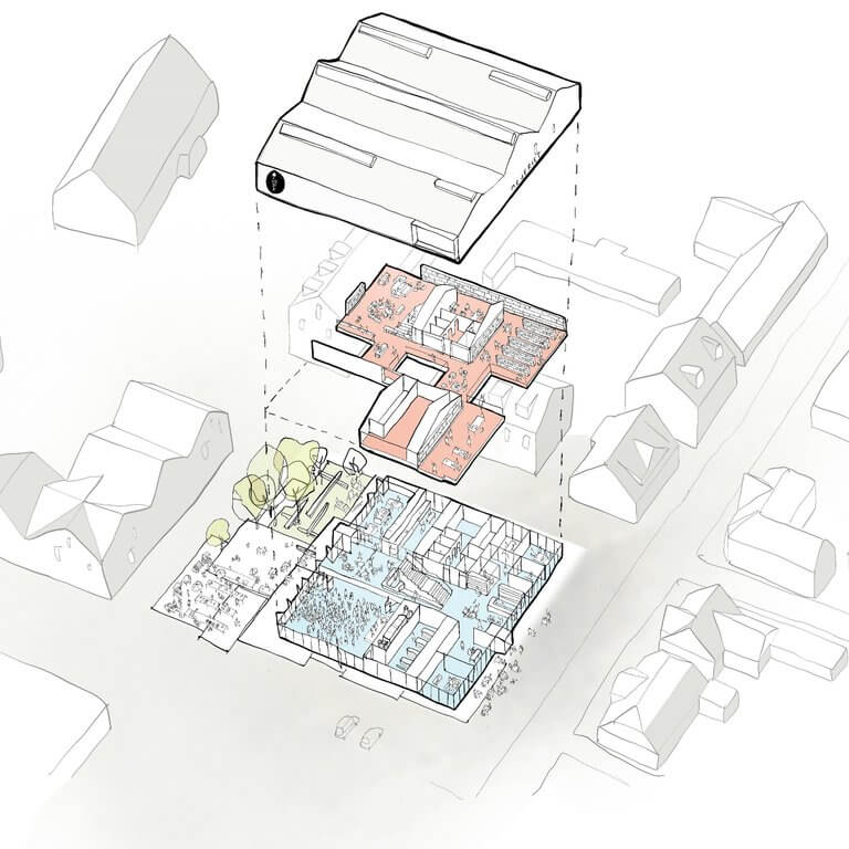 PRESSEMEDDELELSE: Viby's kommende kulturhus bygger på FN's verdensmål