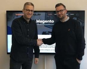 Magento - kommerce ApS - MCB - Pressemeddelelse