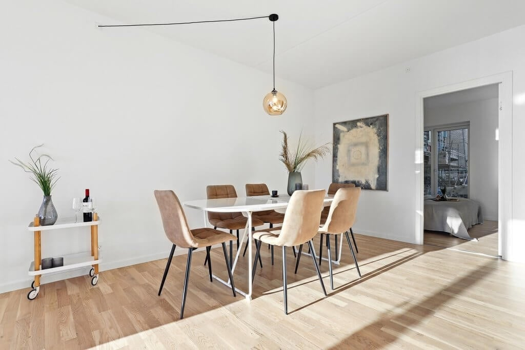 PRESSEMEDDELELSE - Arenahaven i Ørestad tilbyder bæredygtige boliger