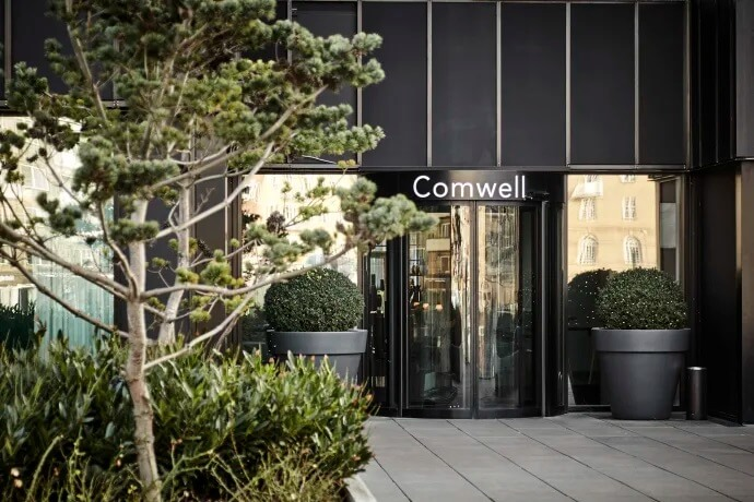 PRESSEMEDDELELSE: Comwell lukker midlertidigt otte hoteller ned