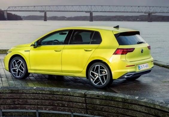 PRESSEMEDDELELSE: Den nye Golf 8 – privatleasing fra 3.599 kr. om måneden