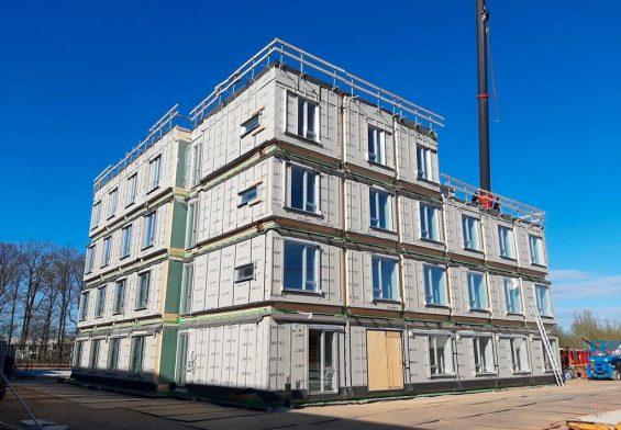 PRESSEMEDDELELSE: PensionDanmark og Scandi Byg vil sætte nye standarder for fremtidens byggeri