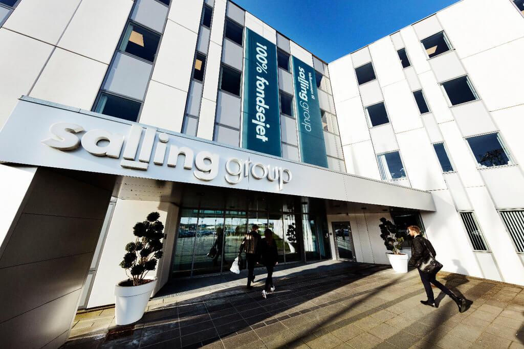 PRESSEMEDDELELSE: Salling Group leverer historisk stærkt regnskab for 2019