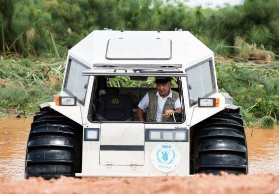 PRESSEMEDDELELSE: Vigtigt dansk bidrag til FN's World Food Programme skal sikre logistik og koordination til den globale COVID-19 indsats