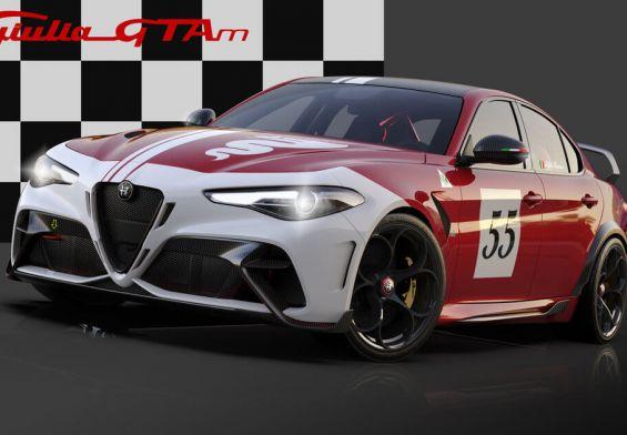 PRESSEMEDDELELSE: Alfa Romeo er klar med priser på Giulia GTA og GTAm