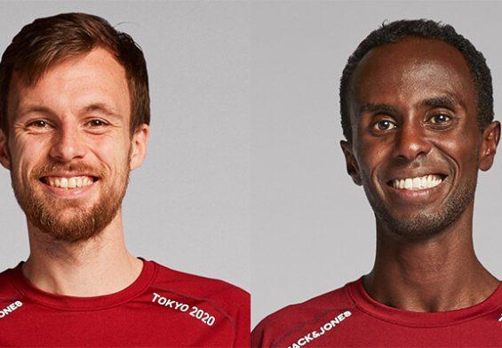 PRESSEMEDDELELSE: To danske maratonløbere udtaget til OL