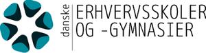 Pressemeddelelse - Danske Erhvervsskoler og Gymnasier - Logo