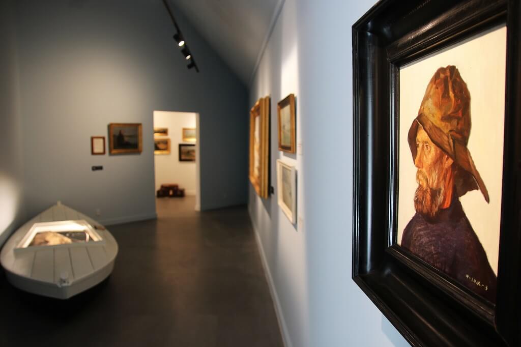 PRESSEMEDDELELSE: Billeder – Nyt dansk museum åbnet i Vestjylland