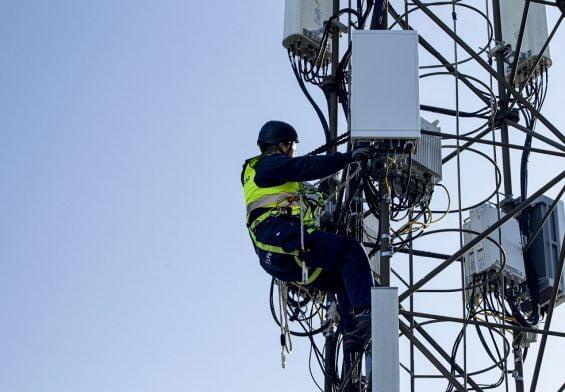 PRESSEMEDDELELSE: Fremtidens mobilnetværk rulles ud i Favrskov Kommune
