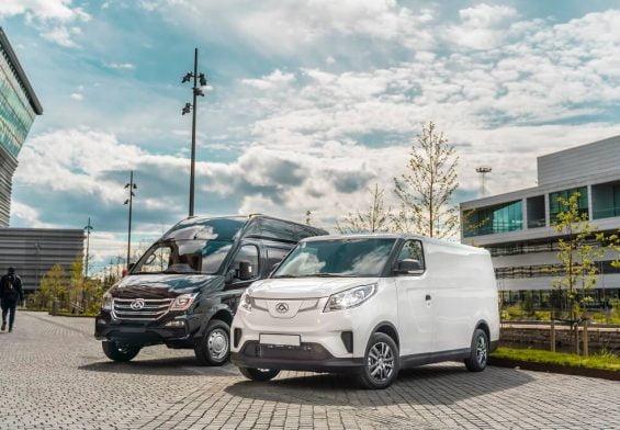 PRESSEMEDDELELSE: Nu kommer elektriske biler fra Maxus til Danmark