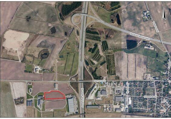 PRESSEMEDDELELSE: Aabenraa Kommune sælger 22.000 m2 grund i Kliplev