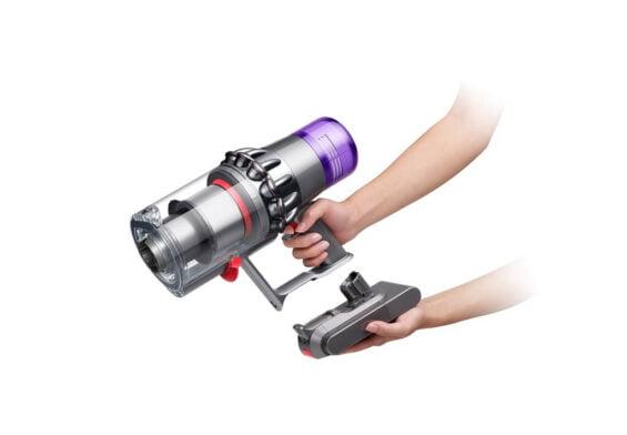 PRESSEMEDDELELSE: Dyson V11 Absolute Extra Pro ledningsfri støvsuger nu med 120 minutters driftstid