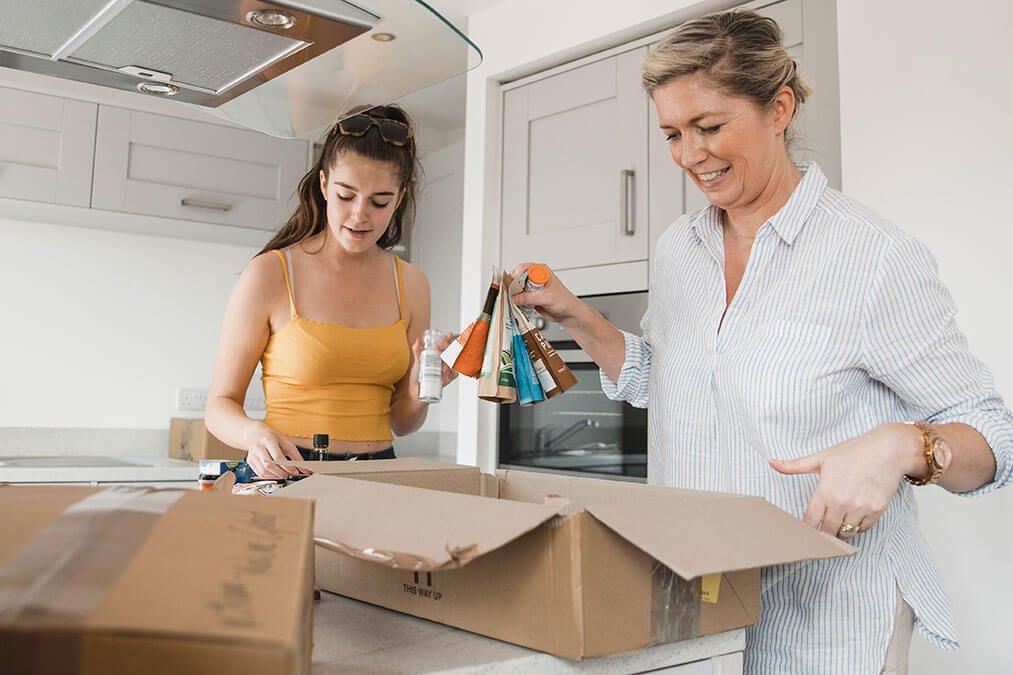 PRESSEMEDDELELSE: Forældrekøb sikrer studiebolig