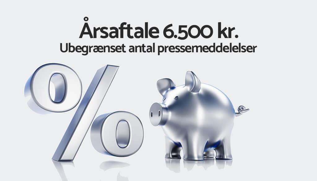 Pressemeddelelse Aarsaftale 6500 Banner