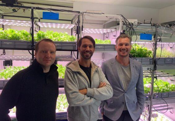 PRESSEMEDDELELSE: Foodtech startup henter kommerciel direktør hjem fra London