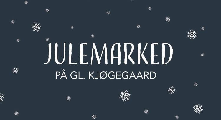 PRESSEMEDDELELSE: Julemarked på Gl. Kjøgegaard aflyses